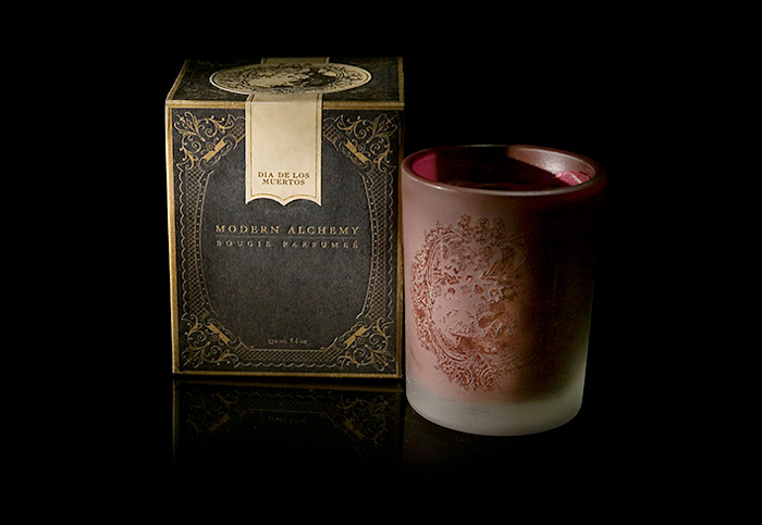 Modern Alchemy candles