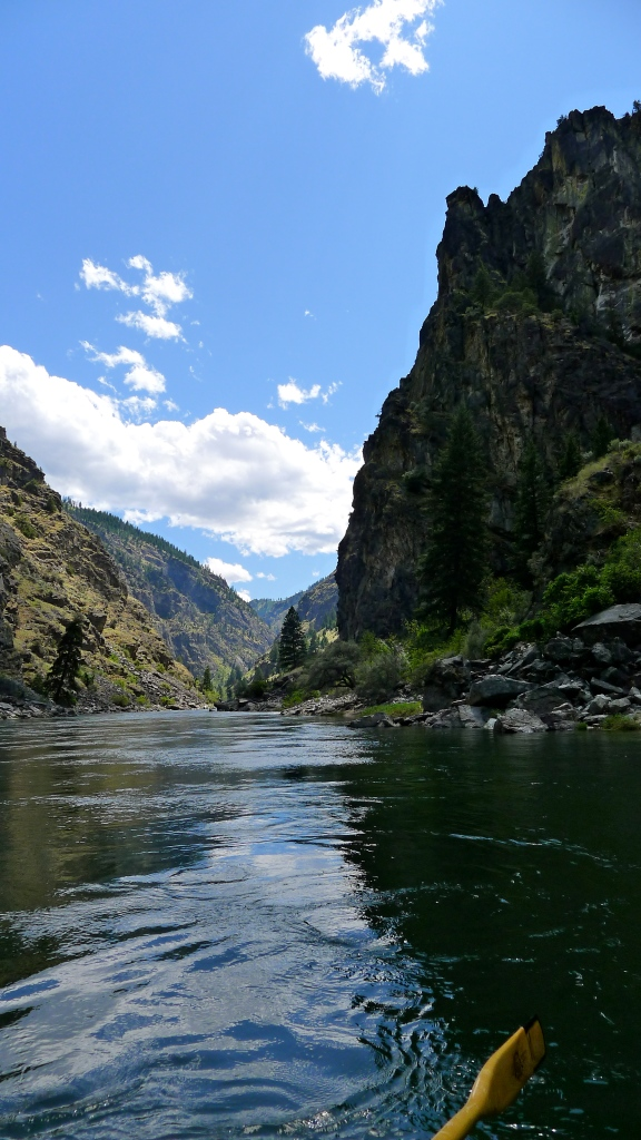 Rafting, Salmon River, Idaho