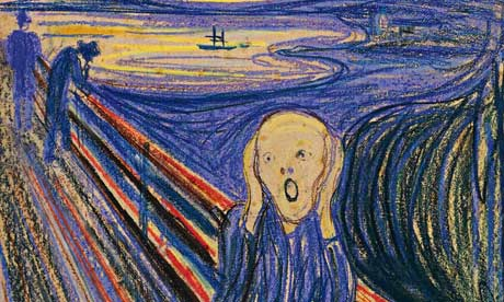 The only privately owned version of Edvard Munch's The Scream is to be sold at auction in New York