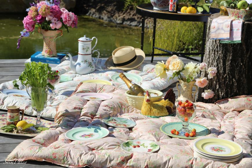 Slim Paley Picnic