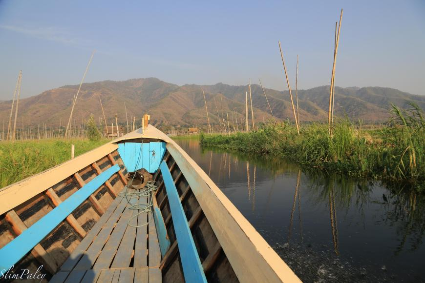 Lake Inle, Myanmar, slimpaley.com