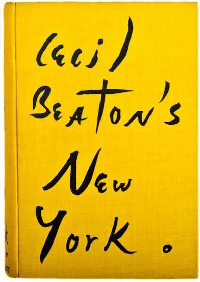 Cecil Beaton's New York book